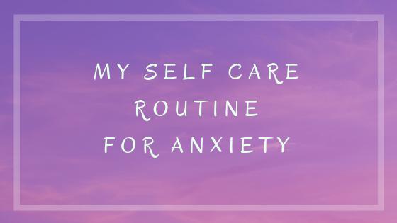 selfcareforanxiety